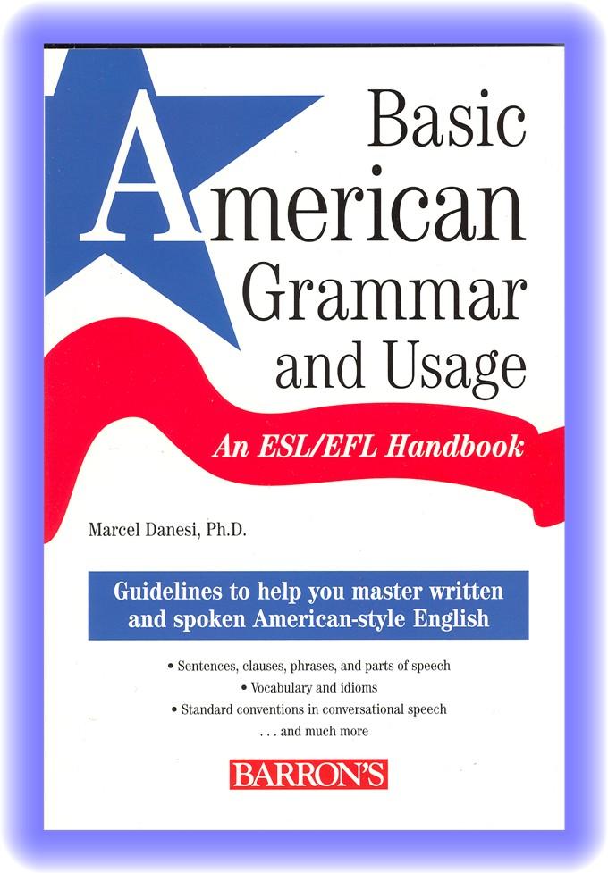 basic american grammar and usage pdf