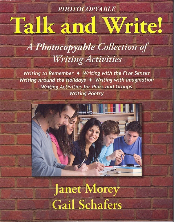 talk for writing activities tessanne