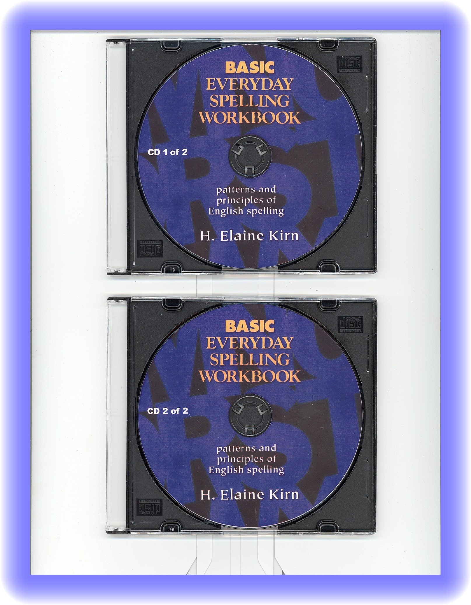 Basic Everyday Spelling: Workbook Audio CD's (2)