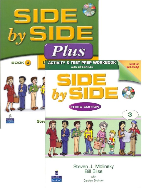 Step Forward: Language for Everyday Life Intro Literacy