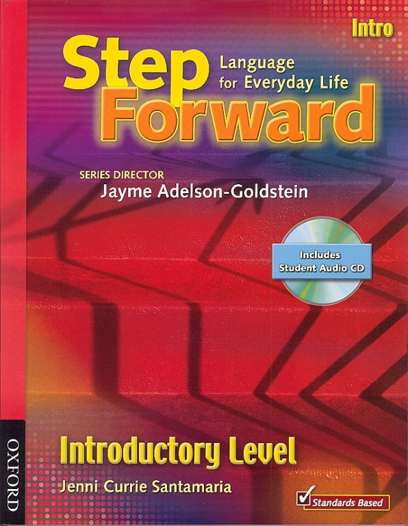 Step Forward: Language for Everyday Life Intro Student