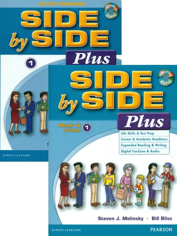 Side By Side Book 1 By Steven J Molinsky
